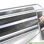 روش پاکسازی کولر گازی