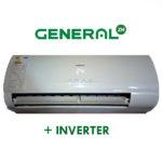 کولر گازی جنرال ZH Inverter