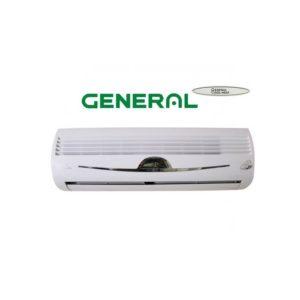 کولر گازی جنرال لبخند استیل 9000 گاز R410