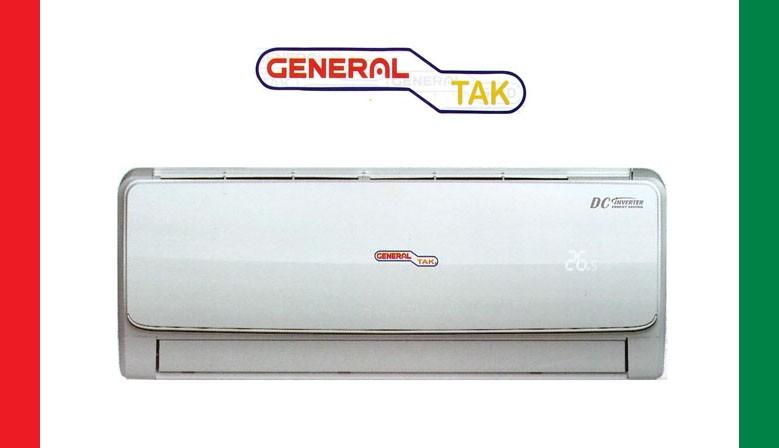 کولر گازی جنرال تک اینورتر (کم مصرف)